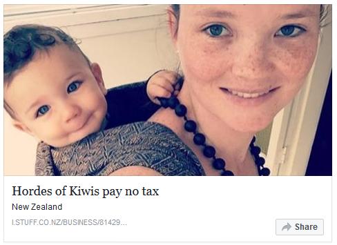 tax hordes